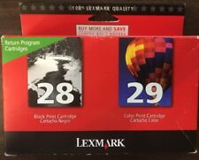 NEW Lexmark - Combo Pack Of 28 & 29 Ink Cartridges -Order #18C1590 FREE SHIPPING