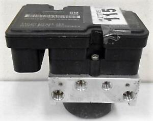 VAUXHALL ASTRA 2004 ATE ABS PUMP/CONTROLLER PART No 10.0970-05073