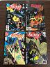 4 - DC Comics Batman Issues 436 437 438 439 Year 3 Part 1-4 1989 No Reserve