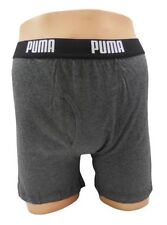 "PUMA Boxer Brief men's underwear, Grey BOXERS SIZE SMALL 28-30"" FREE SHIPPING"