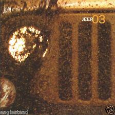 Truck Brochure - Jeep - Wrangler Liberty Grand Cherokee - 2003 (T1443)