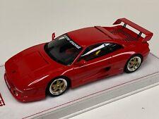 1/18 GT Spirit Ferrari Koenig Special F355 in Rosso Corsa Red GT263 Alcantara Ba