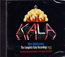 KALA after quintessence (the complete kala recordings) 1973 CD NEU