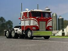 "1/64 DCP RED/WHITE 352 PETERBILT 86"" COE"