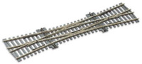 Peco SL-E190 Double Slip (12¡ angle) Electrofrog code 75 rail OO Gauge