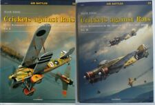 *Crickets against Rats. Vol.1 & 2 - Kagero Air Battles - English!!!