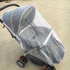 Moskitonetz Insektenschutz für Kinderwagen Sportwagen Jogger Buggy Moskito Netz