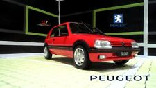 OTTO PEUGEOT 205 GTI 1.9 PHASE 2 1:18 Special Limited Edition Rojo