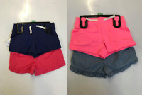 NEW Carters Girls 2 Piece Shorts Set - VARIETY