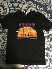 Barenaked Ladies Last Summer on Earth Tour T-shirt 2018 in Black. Size Large