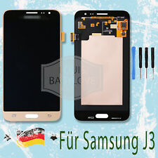 Für Samsung Galaxy J3 SM-J320F LCD Display Touch Screen Digitizer Glas Gold
