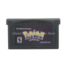 Pokemon Light Platinum GBA Game Boy Advance Cartridge