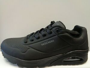 """SKECHERS UNO Stand On Air Mens Trainers UK 8 US 9 EUR 42 CM 27 REF 5106"""""""