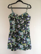Revival Dangerfied Cotton Floral Sundress Size 12