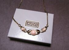 1984 Avon Soft Blush Necklace