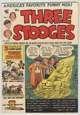 Three Stooges #1 September 1953 VG/FN Norman Maurer & Joe Kubert