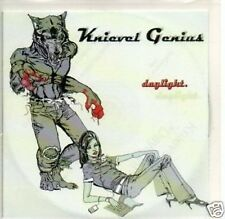 (310Q) Knievel Genius, Daylight - DJ CD