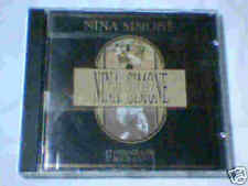 NINA SIMONE The story cd ITALY BEE GEES RARISSIMO OOP