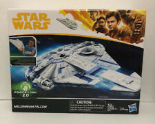 HASBRO STAR WARS FORCE LINK 2.0 MILLENNIUM FALCON (New In Box)