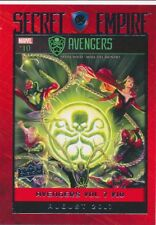 SE-32 AVENGERS 10 (2018) 2017 Upper Deck Marvel Annual SECRET EMPIRE