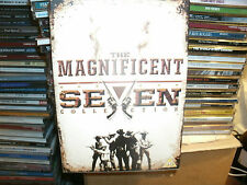 THE MAGNIFICENT SEVEN,COLLECTION,4 DISC SET