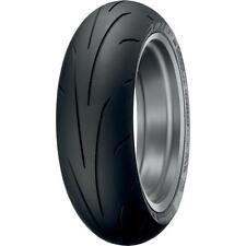 Dunlop Sportmax Q3 Rear Motorcycle Tires - 190/55ZR-17