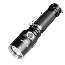 KLARUS ST15 1100LM CREE XP-L HI V3 LED Tactical 18650/CR123A Flashlight Torch
