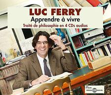 Traite De Philosophie En 4 CDs - Apprendre a Vivre, New Music