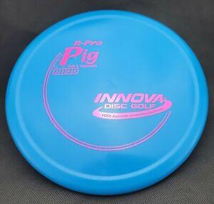 Innova R-Pro Pig Disc Golf Putter/Approach Disc 168g, New Disc Golf Disc