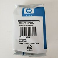 Genuine HP 61XL Tri-Color High Yield Ink Cartridge CH564W