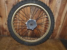 Vorderrad / front wheel / Yamaha XT 600-2KF 2NF