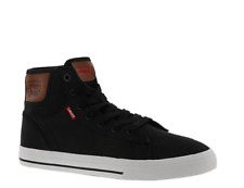 Levi's Jackson High top Canvas Men's shoe- Size 10,5 us ,  $135