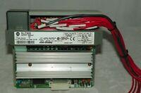 Allen Bradley SLC500 Output Module CAT 1746-OA16 SER C Works Great