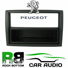 Peugeot Boxer 2006 Onwards Double Din Car Stereo Radio Fascia Panel AFC5302