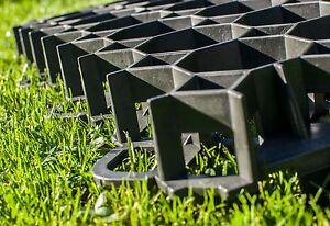 1 x Plasgrid Grass Gravel Porous Paving Grid - Driveway Patio Shed Reinforcement