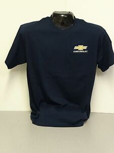 CHEVROLET BOWTIE LATE MODEL TEE SHIRT GM LICENSED