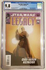 Star Wars Legacy #16 CGC 9.8Origin of Darth Krayt! Obi Wan! CGC 9.8 WHITE PAGES