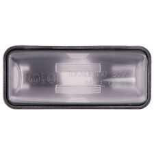 OEM 2008-2018 Subaru Rear License Plate Lamp Lens Body Impreza Legacy 84912FG110