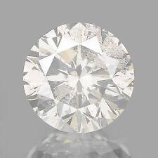 White I1 Loose Natural Diamonds