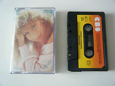 BARBARA STREISAND EMOTION CASSETTE TAPE + INSERT 1984 PAPER LABEL CBS