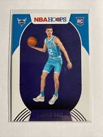 2020-21 PANINI NBA HOOPS LAMELO BALL BASE ROOKIE RC #223 CHARLOTTE HORNETS