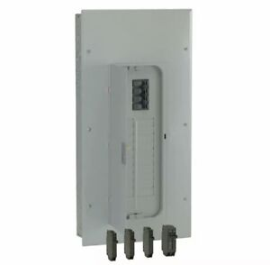 GE 200 Amp Main Breaker Indoor Load Center Value Pack TM2020CCUBK1  20/40
