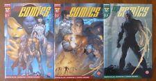 Top Comics n°1, 2 et 3 (Delcourt Comics 2005, Top Cow)