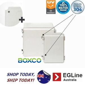 Door-type IP67 Waterproof ABS Enclosure Junction Box Electrical box -Top Quality