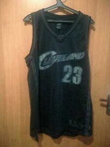 Cleveland Cavaliers Cavs #23 LeBron James Reebok special shirt jersey Size XL