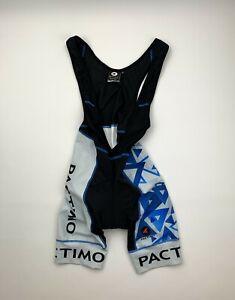Pactimo Men's Bib Shorts Size Small