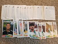 NEW Panini World Cup  France 98 Football Stickers - Finish your album - 101-200