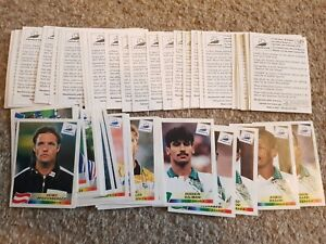 Panini World Cup  France 98 Stickers - Finish your album - 101-200