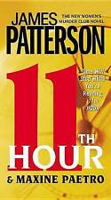 11th Hour by James Patterson, Maxine Paetro (Paperback / softback, 2013)