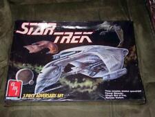 Amt Ertl - Star Trek - Adversary Set : Klingon Romulan Ferengi ships (Sealed)